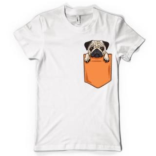 T-shirt Chien déprimé