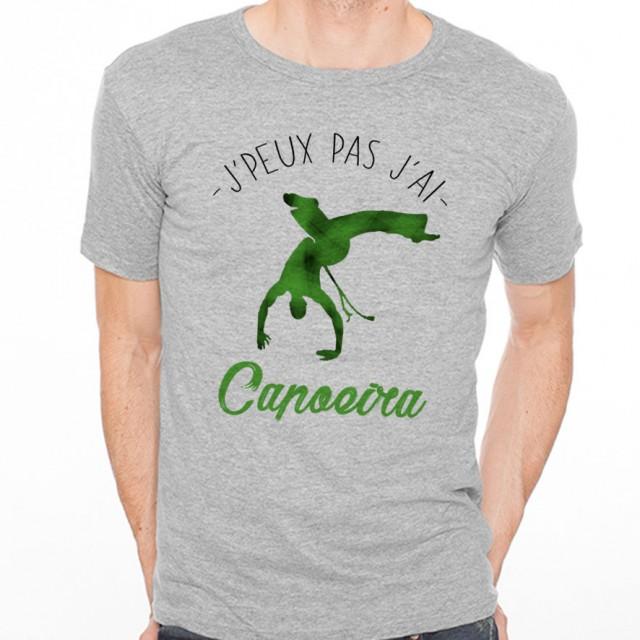 T-shirt J'peux pas j'ai ... Capoeira