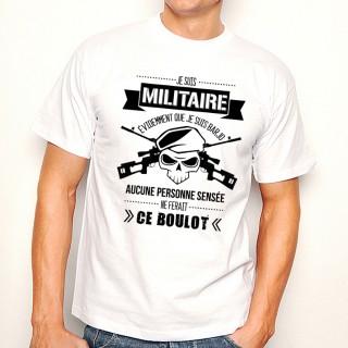 T-shirt Militaire Barjo