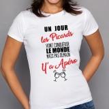 T-shirt Picards...mais pas demain y'a Apéro