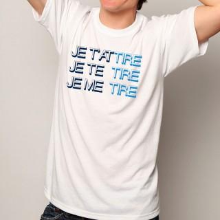 T-shirt Je t'attire