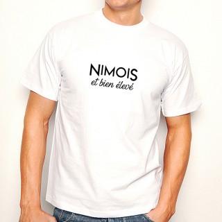 T-shirt Nimois et bien élevé