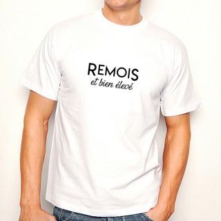 T-shirt Rémois et bien élevé