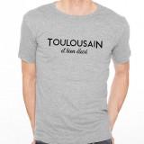 T-shirt Toulousain et bien élevé