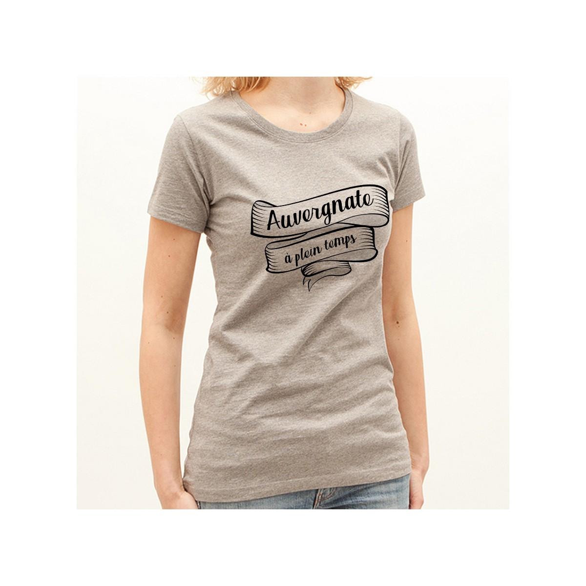 T-shirt Auvergnate à plein temps