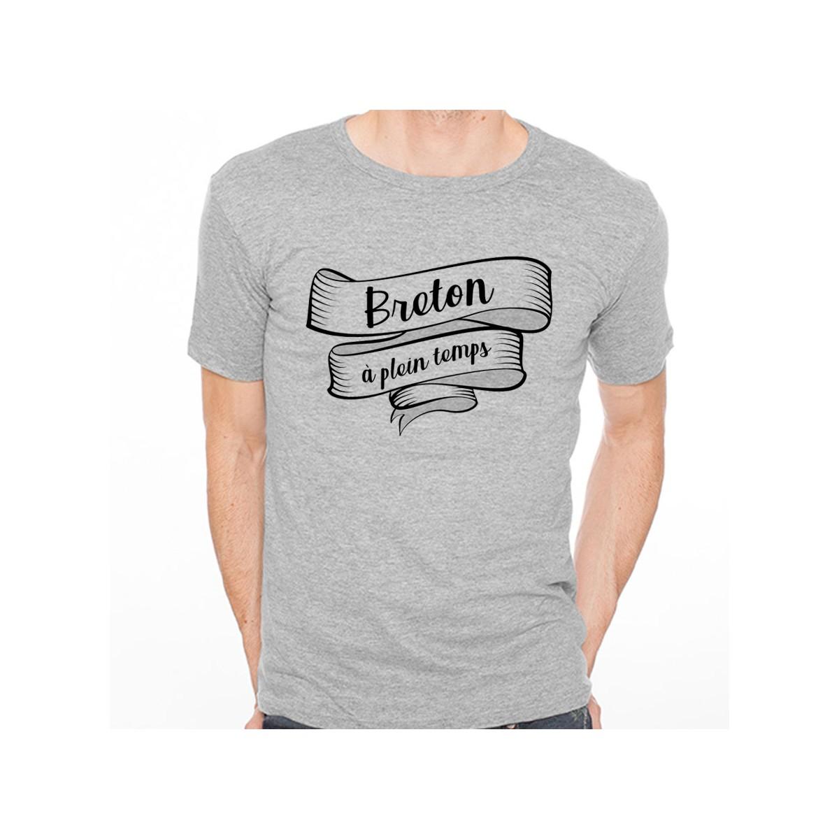T-shirt Breton à plein temps