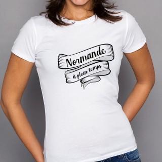 T-shirt Normande à plein temps