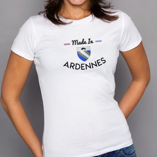 T-shirt Made In Ardennes