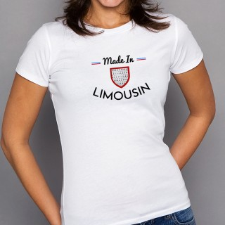 T-shirt Made In Limousin