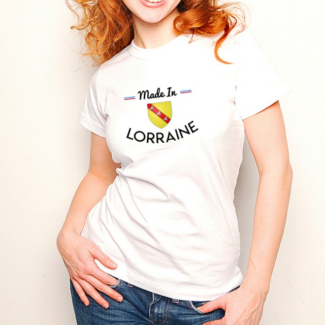 T-shirt Made in Lorraine