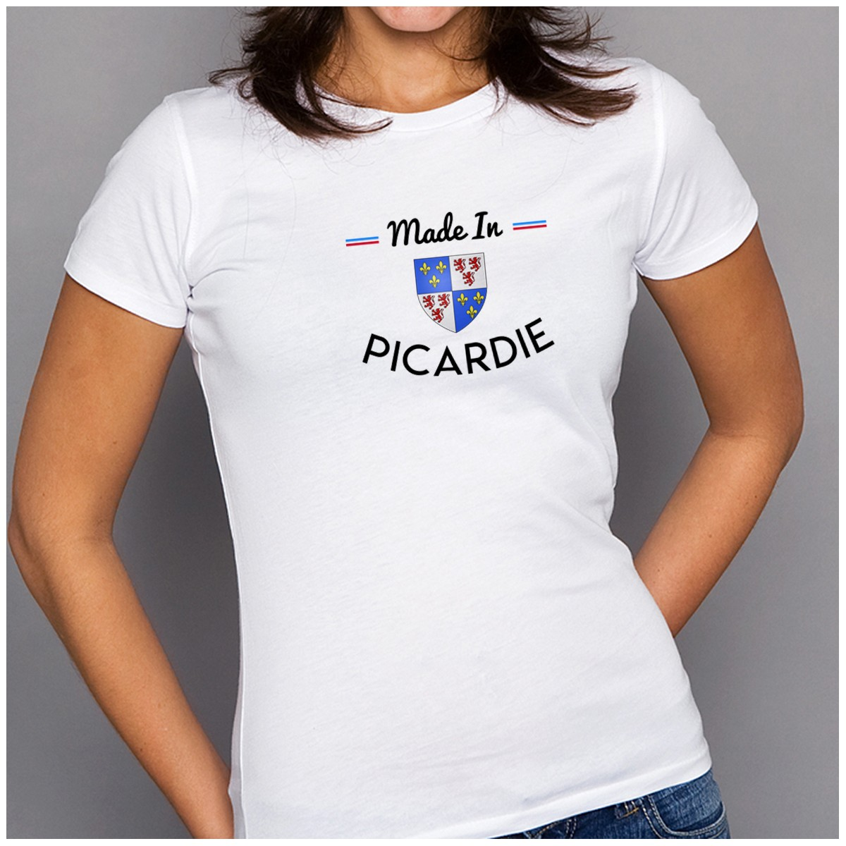 T-shirt Made In Picardie