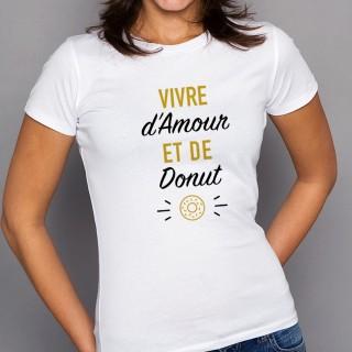 Vivre d'Amour et de Donut
