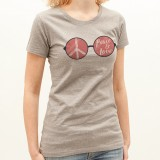 T-shirt Peace & Love