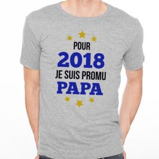 T-shirt 2018 - Promu Papa