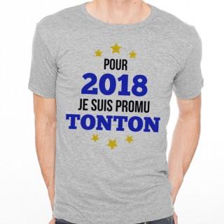 T-shirt 2018 - Promu Tonton