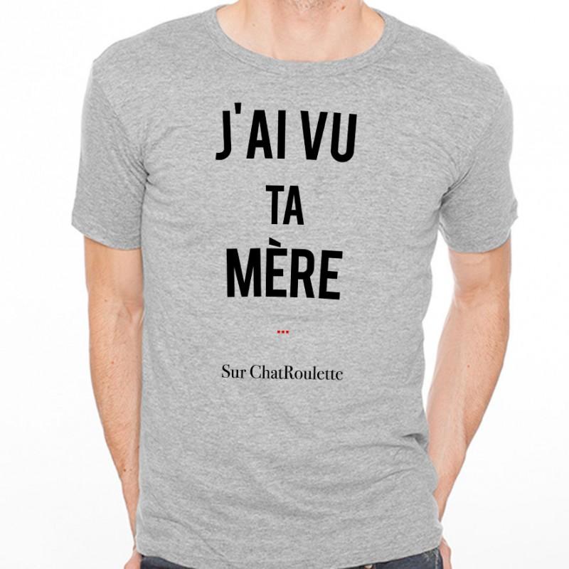 T-shirt Chatroulette