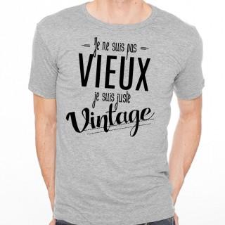 T-shirt Je suis pas vieux