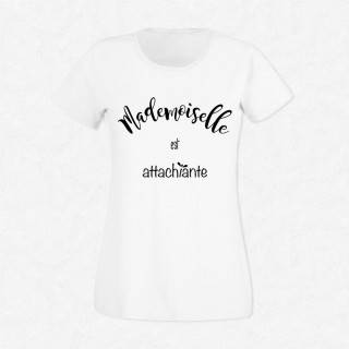 T-shirt Attachiante