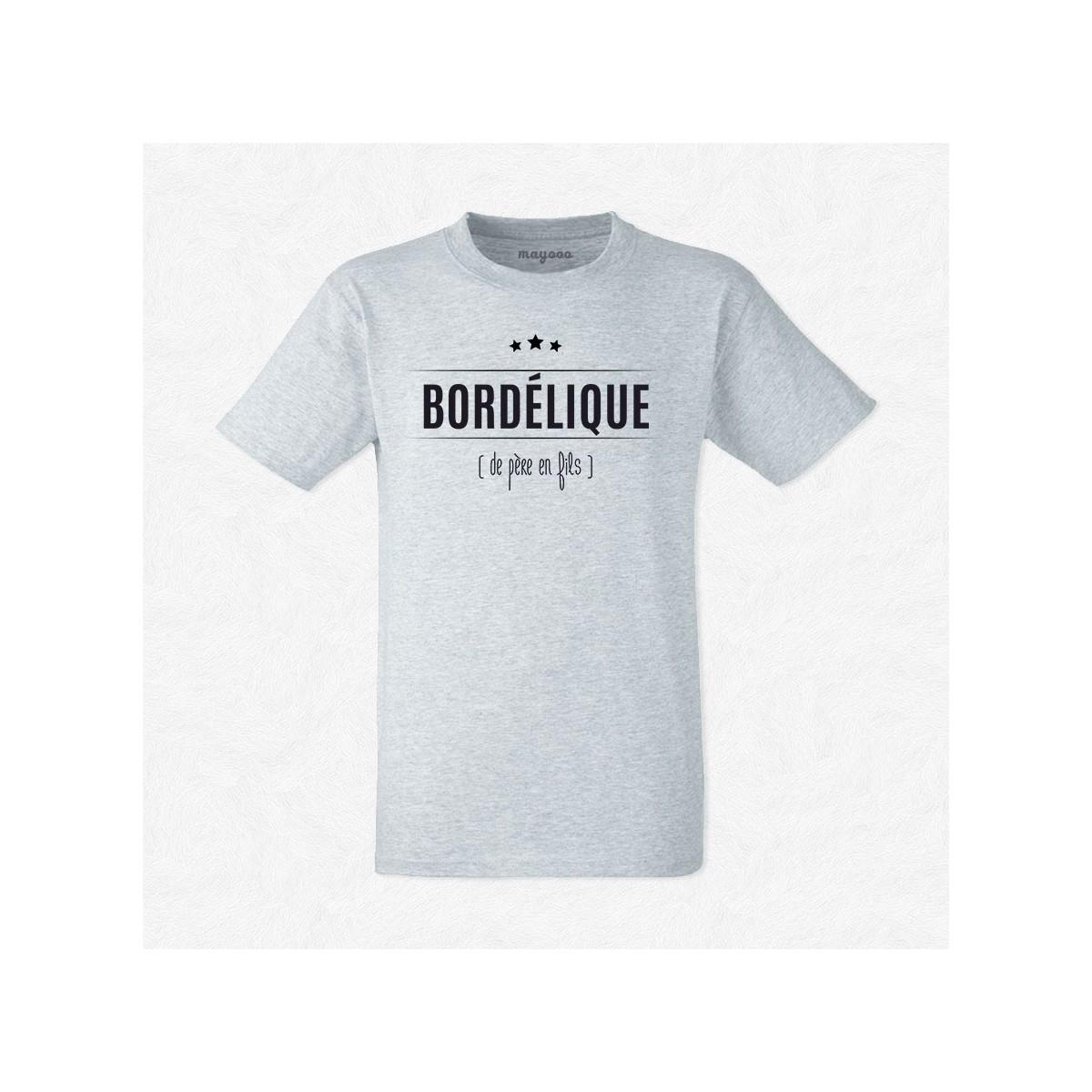 T-shirt Bordélique...de père en fils