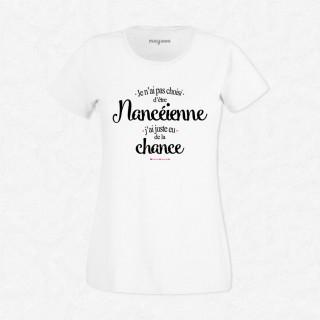 T-shirt Nancéienne