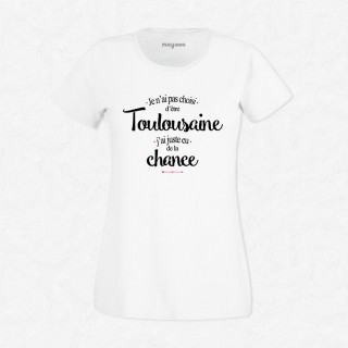 T-shirt Toulousaine