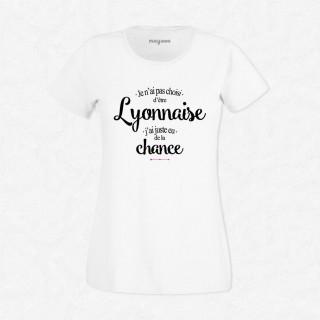 T-shirt Lyonnaise