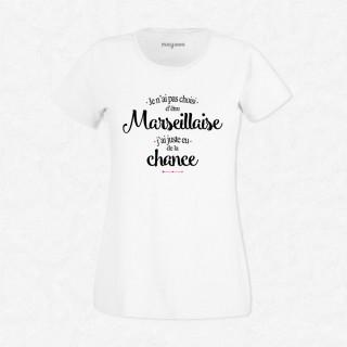 T-shirt Marseillaise