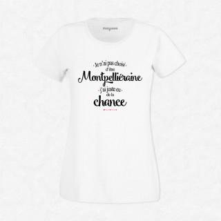 T-shirt Montpelliéraine