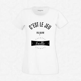 T-shirt C'est le jeu
