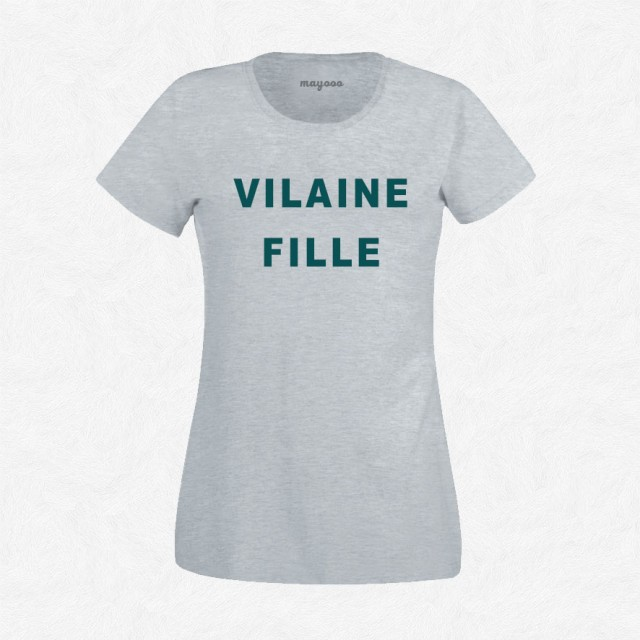 T-shirt Vilaine fille