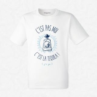 T-shirt C'est la tequila