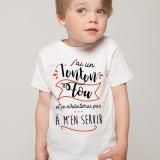 T-shirt Tonton Fou