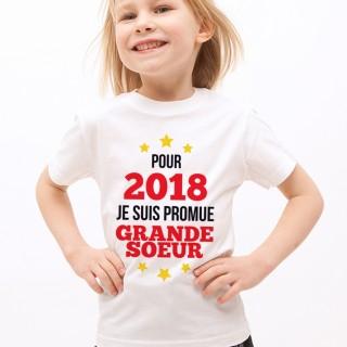 T-shirt 2018 - Promue Grande Soeur