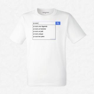 T-shirt Je suis ton père