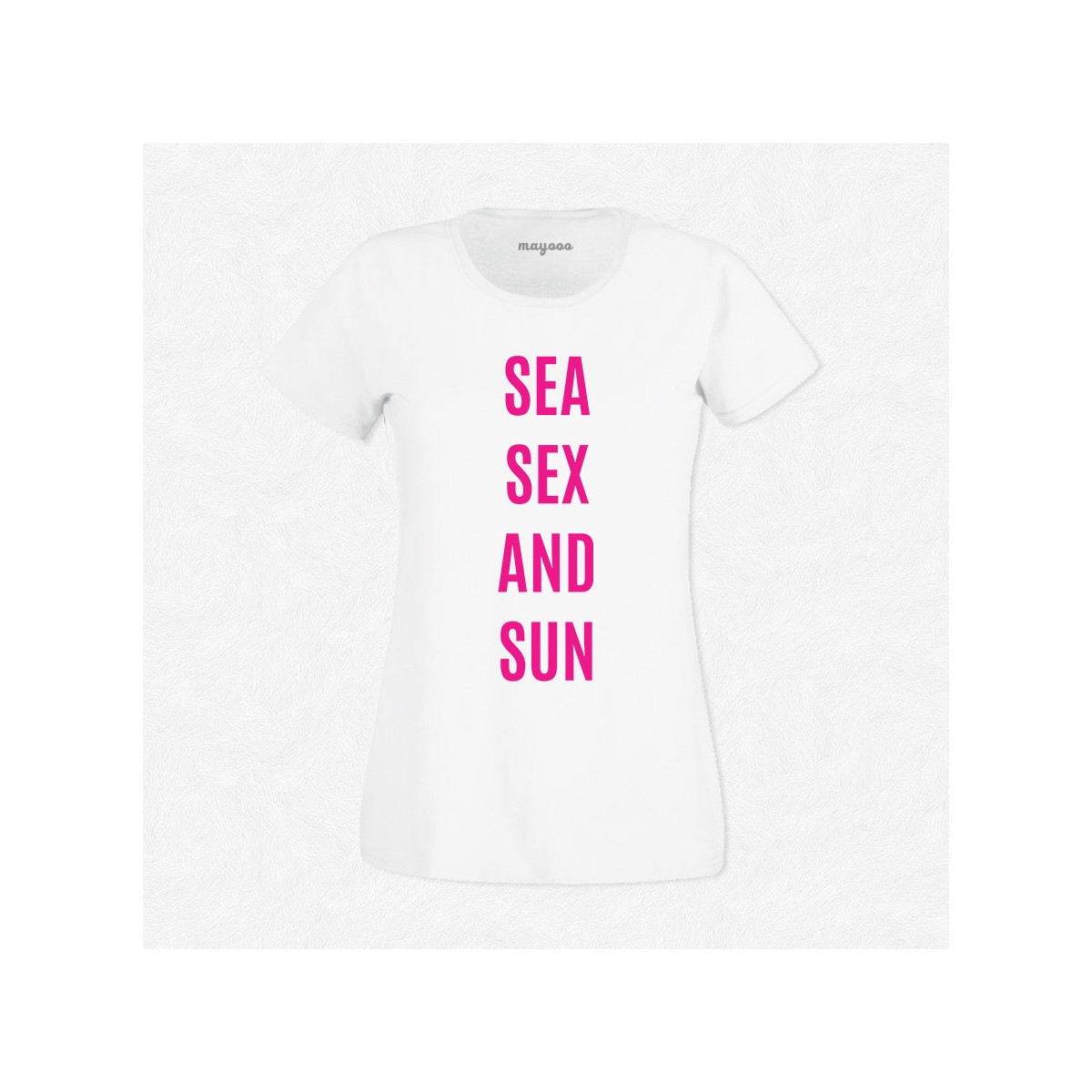 T-shirt Sea sex and sun