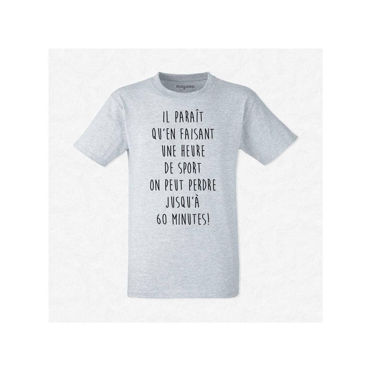 T-shirt Il paraît
