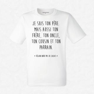 T-shirt Je suis ton père mais aussi..