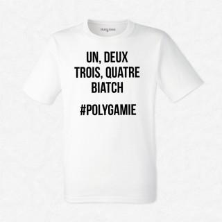 T-shirt Polygamie