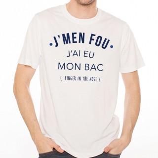 T-shirt J'ai eu mon bac