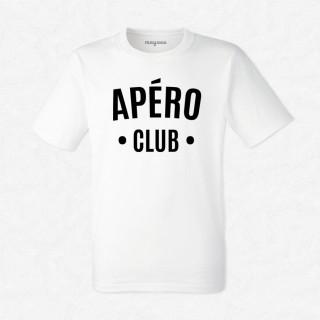 T-shirt Apéro club