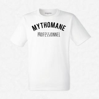 T-shirt Mythomane professionnel