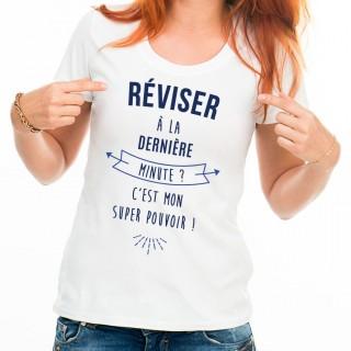 T-shirt Mon super pouvoir