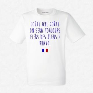 T-shirt Coûte que Coûte