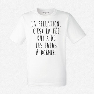 T-shirt La fellation