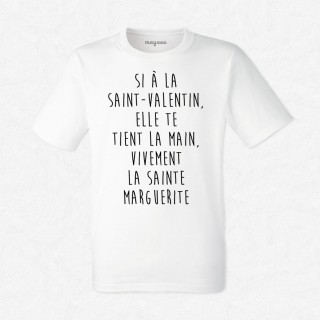 T-shirt Vivement la sainte marguerite