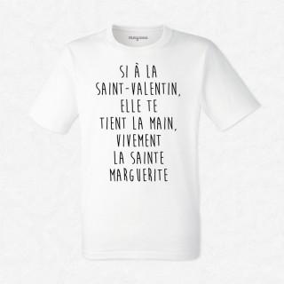T-shirt Vivement la sainte marguerite