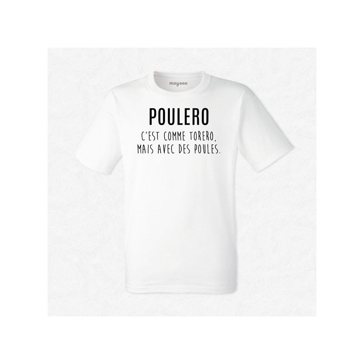 T-shirt Poulero