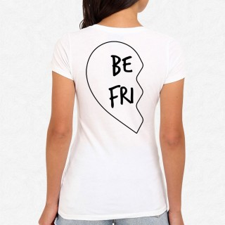 T-shirt Best Friend Coeur 1