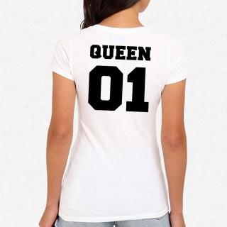 T-shirt Queen 01
