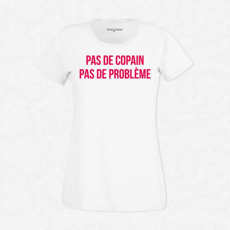 T-shirt Pas de copain